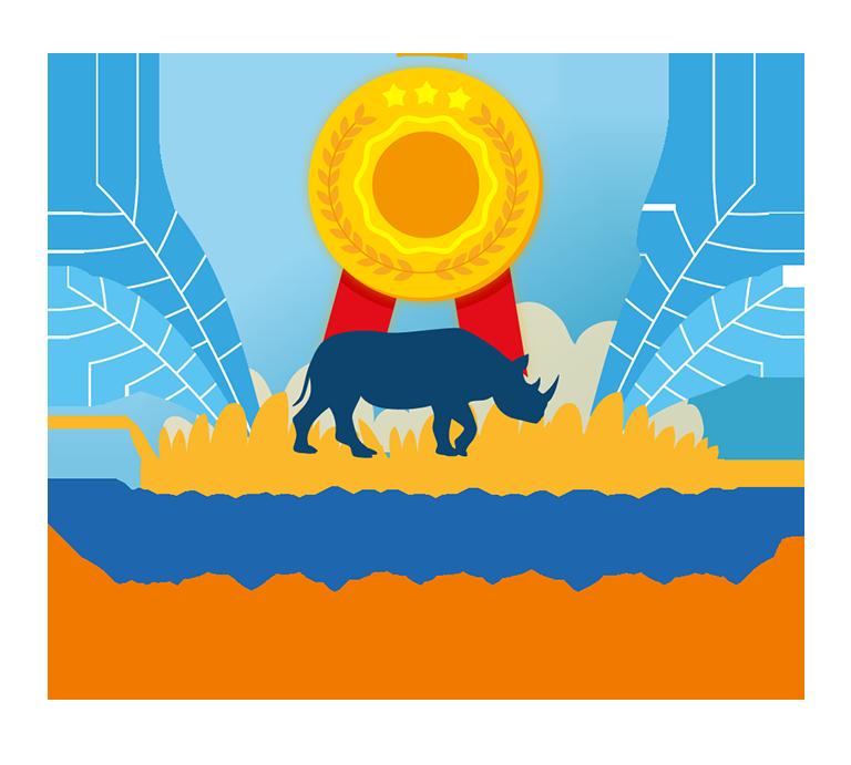 Hadiah Kategori Maskot Badak 20juta rupiah